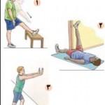 تمرینات مناسب پشت ران