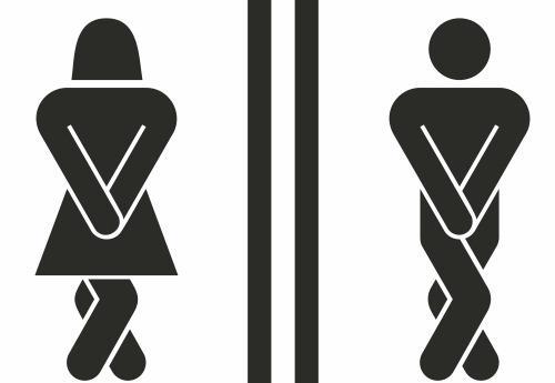 دستشویی نشانه